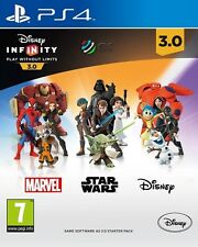 Disney Infinity 3.0 Standalone Software PS4 * NEW SEALED PAL * 7EU