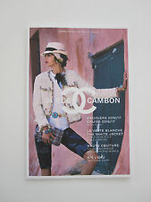 CHANEL Coffee Table Book Catalog Magazine Edition 15 Spring Summer 2017 NEW VIP