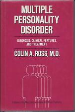 Multiple Personality Disorder by Colin A. Ross (1989)