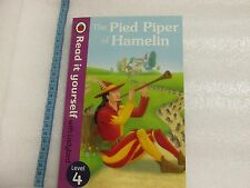 LADYBIRD BOOK READ IT YOURSELF  LEVEL 4 THE PIED PIPER OF HAMELIN