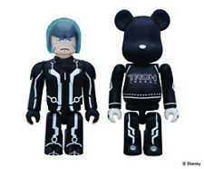 TRON Sam & Sam's Lightcycle  Kubrick Bearbrick Medicom Toys SEALED MIB