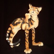 """Country Artists A Breed Apart Cat Figurine named """"Tickle"""" HARD TO FIND"""