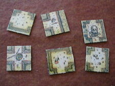 ROOM TILES LOT 10 DUNGEONQUEST / GAMES WORSHOP