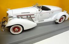 1935 Auburn 851 Speedster Ertl 1:18th scale die cast EL Cord Automobile Co 1/18