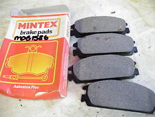 MDB1586  New Front Mintex Brake Pads Honda Civic CRX Integra