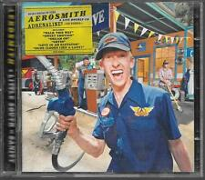 2 CD ALBUM LIVE 23 TITRES--AEROSMITH--A LITTLE SOUTH OF SANITY 1998