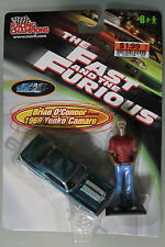 Racing Champions 1:64 Scale Fast & Furious BRIAN O'CONNOR 1969 YENKO CAMARO