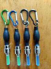 4 Avisadores de picada para pesca surfcasting Pack Ahorro