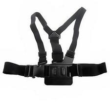 Adjustable Chest Strap Harness Mount For GoPro Hero 1 2 3 3+ 4