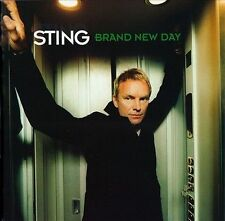 "STING  ""BRAND NEW DAY"" DTS 5.1 SURROUND AUDIO! BRAND NEW! STILL SEALED!! RARE!!!"