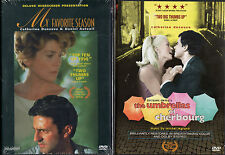 CATHERINE DENEUVE-UMBRELLAS OF CHERBOURG/MY FAVORITE SEASON-French showcase 2pk