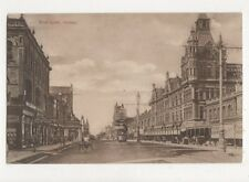 West Street Durban South Africa Vintage Postcard 625a