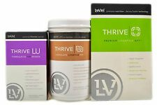 Le-Vel Thrive Women 30-Day CANISTER Vitamins, DFT Patches and Chocolate Shakes