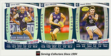 2011 AFL Teamcoach Trading Cards Prize Card Team Set Carlton (3)