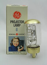 (1) GE - DEK / DFW - PROJECTOR LAMP - 120 V - 500 W - NEW OLD STOCK