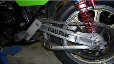 CAL-FAB Alloy swingingarm vintage USA race Decals / stickers / KAW / SUZ / HON