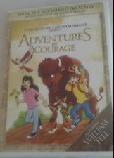Adventures in Courage -William Tell  -NEW DVD - From PBS Series Book of Virtues