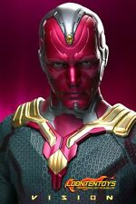 Hot Toys 1/6 MMS296 – Avengers: Age of Ultron Vision IN STOCK