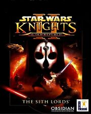 Star Wars: Knights of the Old Republic 2 PC & Mac [Steam Required] No Disc/Box