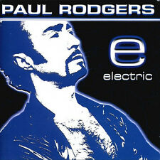Paul Rodgers - Electric (CD, 2000, CMC International)