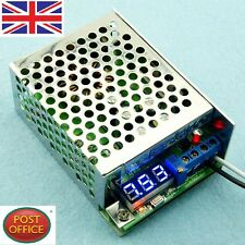 Dc-dc step-down power supply convertisseur + case 3.5-30V pour 0.8-29V 5v 12v 24v 10A