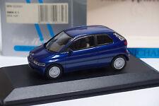 MINICHAMPS BMW E1 BLUE METAL 1/43