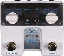 Mooer Audio Reecho Pro Digital Demora Guitarra Efectos Pedal / Stomp Box mtwindd1