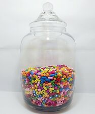 1X Wedding Event Lolly Candy Buffet Apothecary Jar 32cm