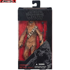 Chewbacca Star Wars Black Series Action Figure Hasbro Takara Tomy