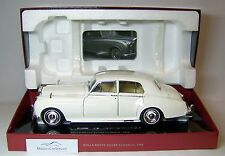 Minichamps 1/18: 100134900 Rolls-Royce Silver Cloud II (1960), white