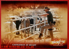 Joss Whedon's FIREFLY-CARD # 25-Cattleman A CUORE-Inkworks 2006