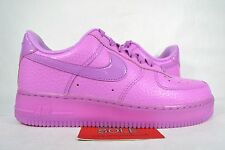 NEW Womens Nike Air Force 1 FUSCHSIA GLOW PURPLE 616725-500 sz 8.5 WMNS 7 MENS