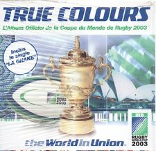 Queen - Lulu - Ub40 True Colours: Official Album Of Rugby World Cup 2003 French