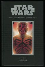 Star Wars 30th Anniversary Collection Vol 3 Darth Maul Hardcover HC Dark Horse