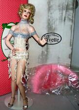 Paradise Galleries Doll YVETTE THE VEGAS SHOW GIRL Patricia Rose Porcelain Doll