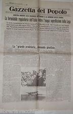 11 ottobre 1935 Sanzioni contro l Italia Guerra Etiopia Addis Abeba Truppe di