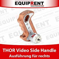 Thor video side handle derecha/mango F. Rig (de madera con engranaje) eqt02