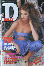 DOLLY 91 1980 Miguel Bosé Orme Jerry Lewis Peter Sellers Branduardi Bennato