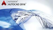 Autodesk AutoCAD 2016 - Never Expiring Commercial License @ CHEAPEST RATE!!!