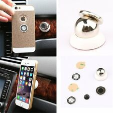360° Universal Rotating Magnetic Support Phone Car GPS Dash Holder Stand Mount E