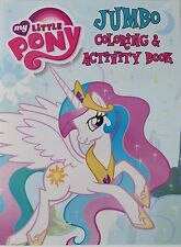 New My Little Pony Coloring Book ~ Princess Celestia (FREE SHIPPING)