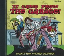 IT CAME FROM THE GARAGE - 60s DOWNEY RECORDS SO-CAL GARAGE COMPILATION SEALED CD