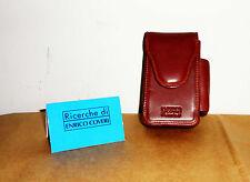 Portatutto per cintura  cm. 11x4x3  RICERCHE by ENRICO COVERI