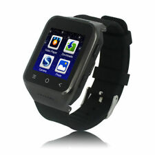 ZGPAX S8 1.54-inch MTK6572 Dual-core Android 4.4 Smart Watch Phone(Black)