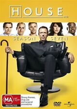 House M.D.: Season 7 - Hugh Laurie DVD NEW