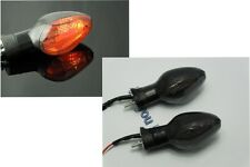 Smoke Turn Signal Light Indicator For Honda CBR 600 1000 RR F4 F4i CB400 CB1300