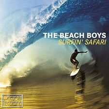 THE BEACH BOYS ~ SURFIN SAFARI BRAND NEW AND SEALED CD