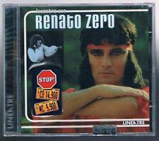 RENATO ZERO INCONTRO CON LINEATRE CD SIGILLATO!!!