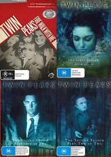 Twin Peaks SEASON 1 / 2 / PREQUEL: Fire Walk With Me : NEW DVD