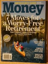 Money Magazine November 2015 7 Moves for a Worry-Free Retirement